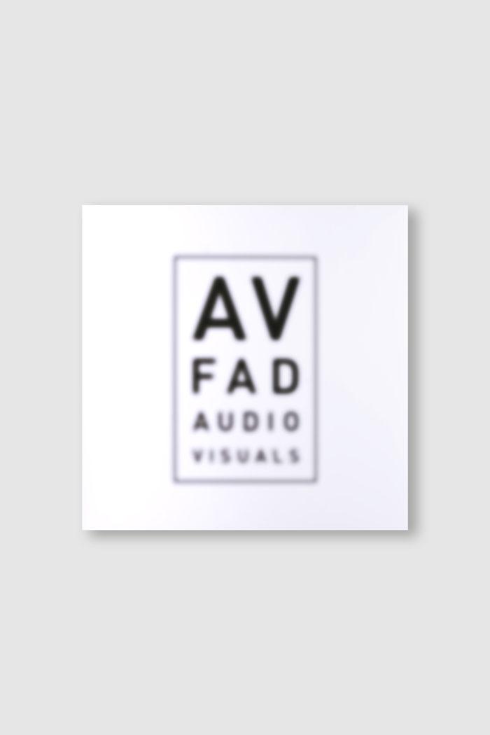 diseño imagen Fad audiovisuals por Josep Maria Mir