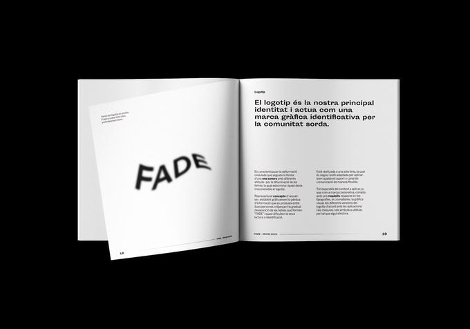 Ramón Lechado - Proyecto Fade - Pau Gargallo - Blanc! 2019