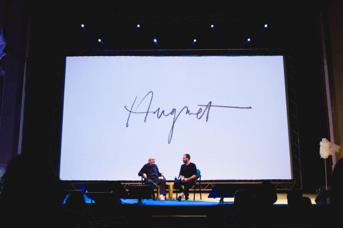maestro del diseño Enric Huget en Blanc!