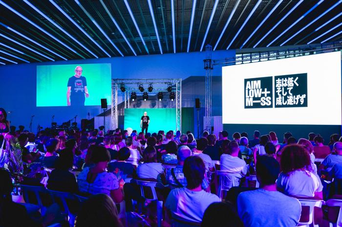 Conferencias de diseño - Ian Anderson - Blanc Festival