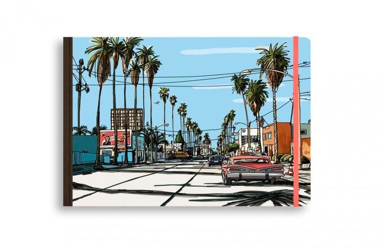 Los Angeles, Libro + Lámina