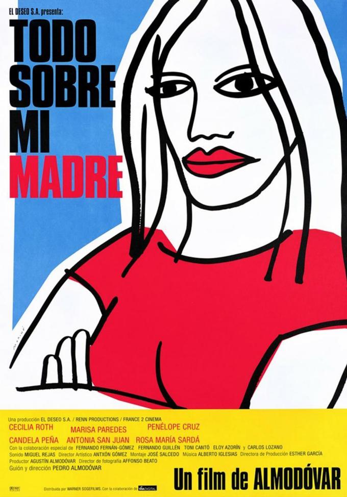 Óscar Mariné - Todo sobre mi madre