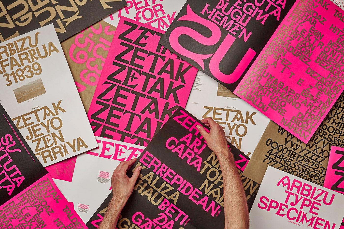 Proyecto Zetak de Pello Reparaz by Pràctica