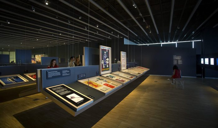 Dissenyes o treballes_exposición Museu del Disseny Barcelona