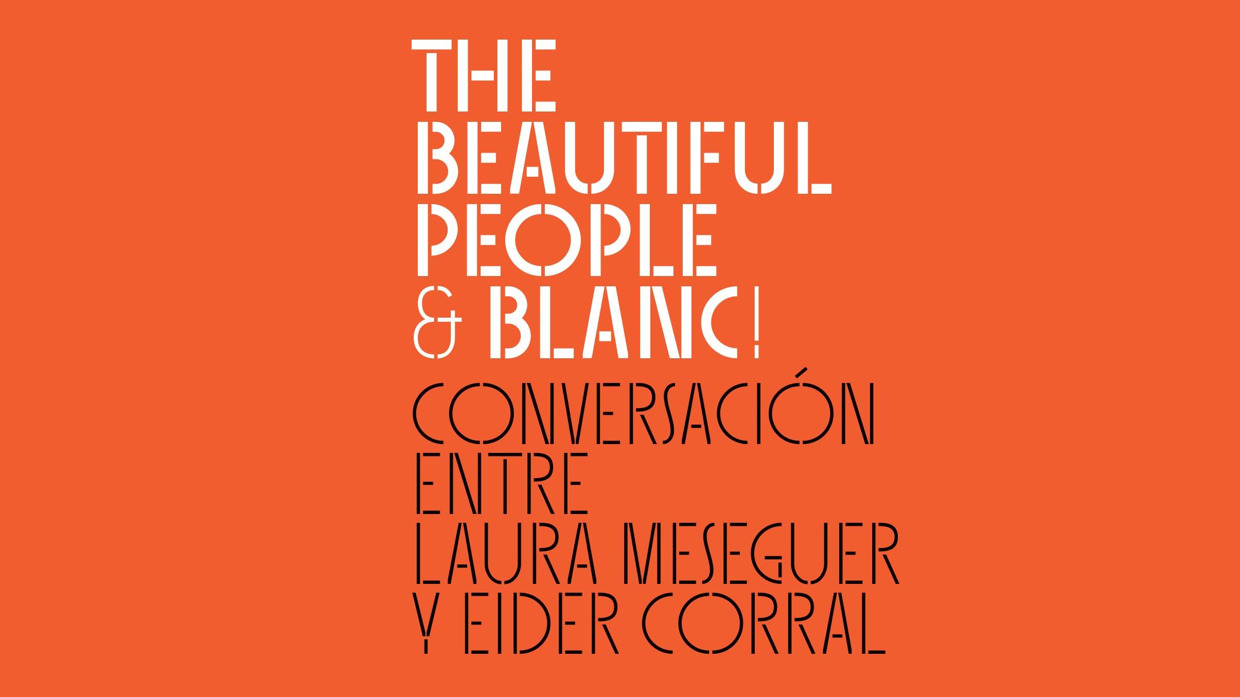 Conversaciones: Laura Meseguer & Eider Corral