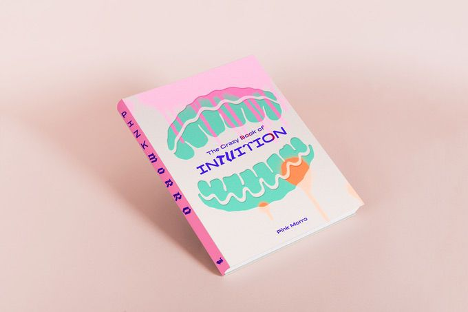 Pink Morro - The Crazy Book of Intuiton
